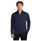 Eddie Bauer Men's Smooth Fleece Base Layer Full-Zip - River Blue