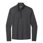 Ogio Men's Force 1/4-Zip - Blacktop Heather