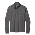 Ogio Men's Force 1/4-Zip - Gear Grey Heather