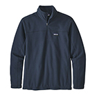 Patagonia Men's Micro D Pullover - New Navy