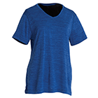 Charles River Women's Performance Tee - Royal