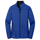 Eddie Bauer Ladies Weather-Resist Soft Shell Jacket - Cobalt Blue