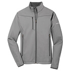 Eddie Bauer Weather-Resist Soft Shell Jacket - Chrome
