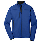 Eddie Bauer Weather-Resist Soft Shell Jacket - Cobalt Blue