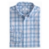 Southern Tide Men's LS Inland Plaid IC Sportshir