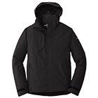 Eddie Bauer Men's Weatheredge Plus Insulated Jacket - Black