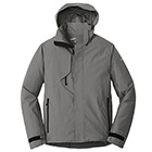 Eddie Bauer Men's Weatheredge Plus Insulated Jacket - Metal Grey