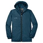 Eddie Bauer Men's Packable Wind Jacket - Adriatic Blue