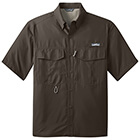 Eddie Bauer Men's Short Sleeve Performance Fishing Shirt - Boulder