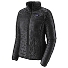 Patagonia Women's Micro Puff Jacket - Black