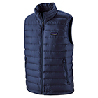 Patagonia Men's Down Sweater Vest - Classic Navy w/ Classic Navy