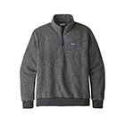 Patagonia Men's Woolyester Fleece Pullover - Forge Grey