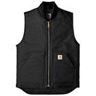 Carhartt Men's Duck Vest - Black