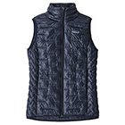 Patagonia Women's Micro Puff Vest - Navy