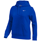 Nike Women's Club Training Hoodie - Game Royal